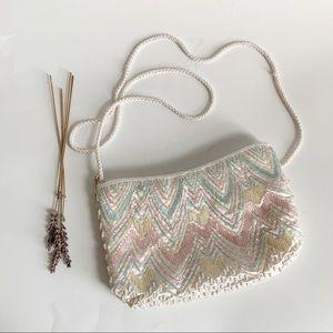 Vintage Goldco Beaded Evening Bag